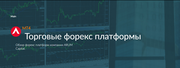 Специфика работы компании Arum Capital