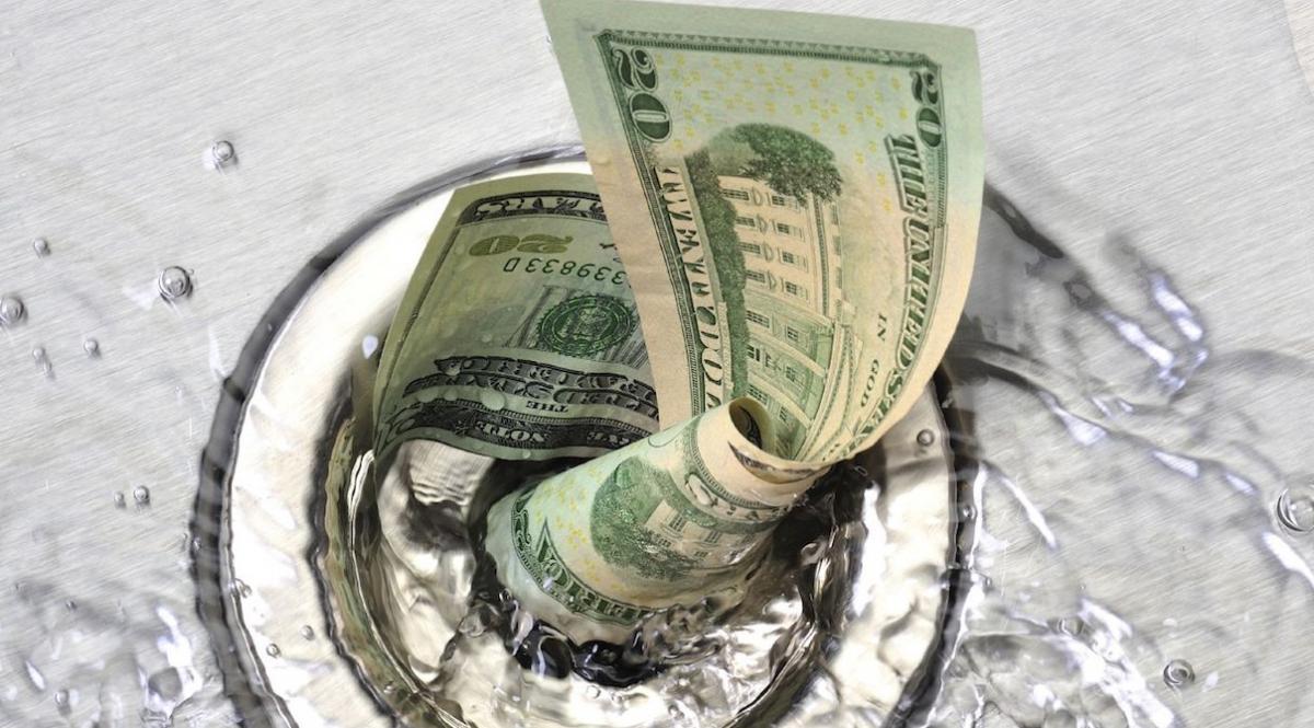 Почему сливают депозит на мировом рынке?