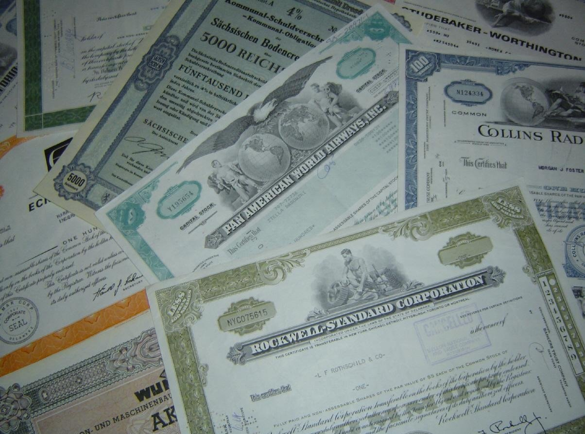 Акции как финансовый инструмент