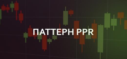 Как использовать разворотный паттерн PPR?